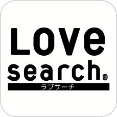 ラブサーチ ロゴ 2